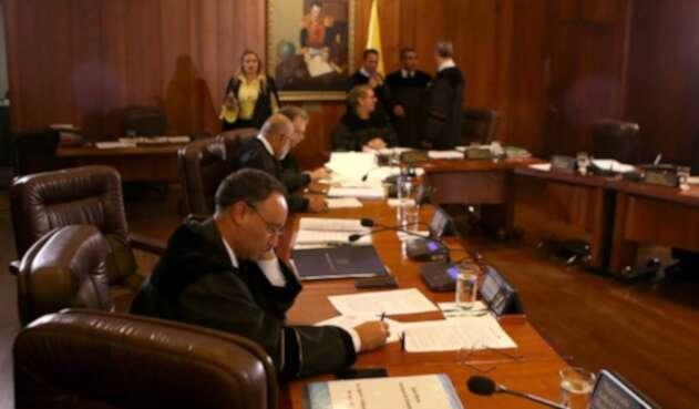 Magistrados del Consejo de Estado