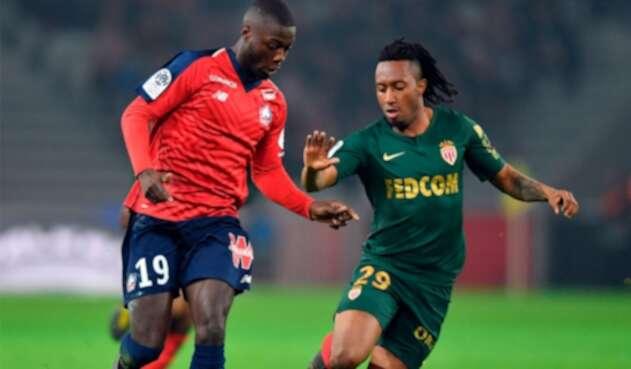 Falcao, ausente con el Mónaco ante Lille en la Liga 1 de Francia.