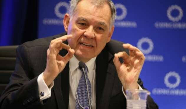 Alejandro Ordóñez, embajador de Colombia ante la OEA