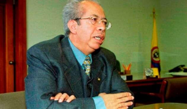 Alfredo Beltrán, expresidente de la Corte Constitucional
