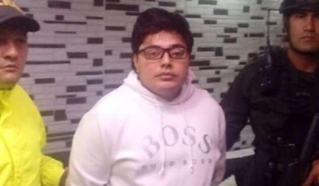 Captura de alias Pocho Cabecilla de la banda la Agonía