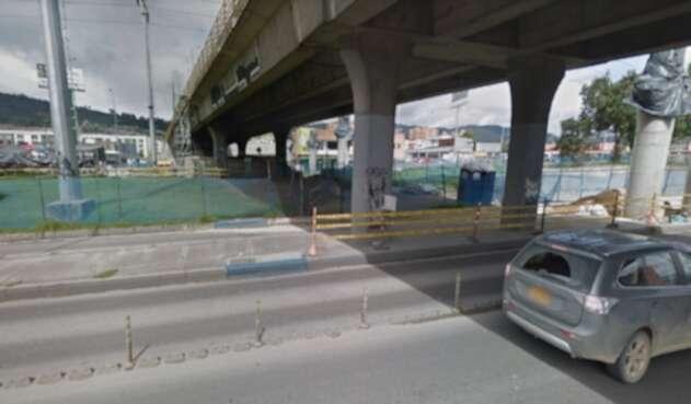Autopista Norte con avenida calle 183