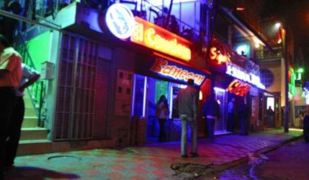 Bares en Bogotá