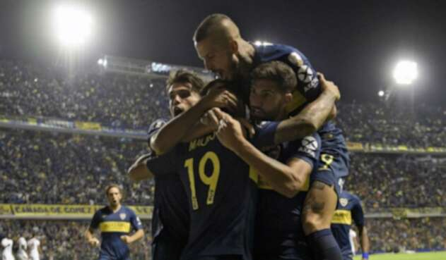 Boca Juniors vs Tolima