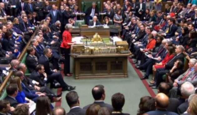 Parlamento británico le dijo no al Brexit