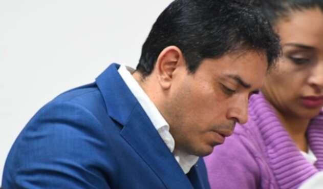 Carlos Bermeo, fiscal de la JEP detenido