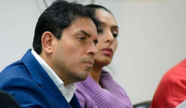 Carlos Bermeo, fiscal de la JEP capturado