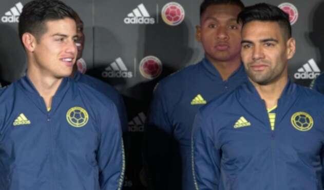Nueva chaqueta de la Selección Colombia 2019