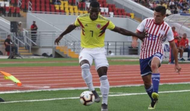 Selección Colombia Sub 17