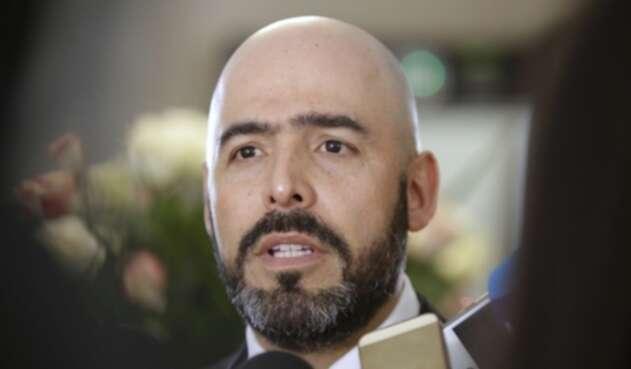 Jorge Bedoya, presidente de la SAC