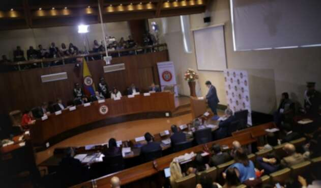 Debate sobre el uso del glifosato en la Corte Constitucional