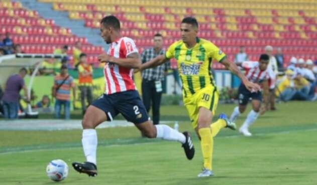 Junior vs Bucaramanga - Liga Águila