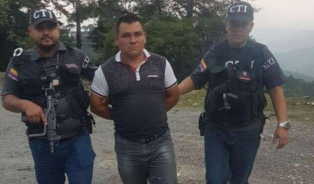 Concejal de San Francisco, Antioquia, fue capturado por presuntamente vender marihuana a menores