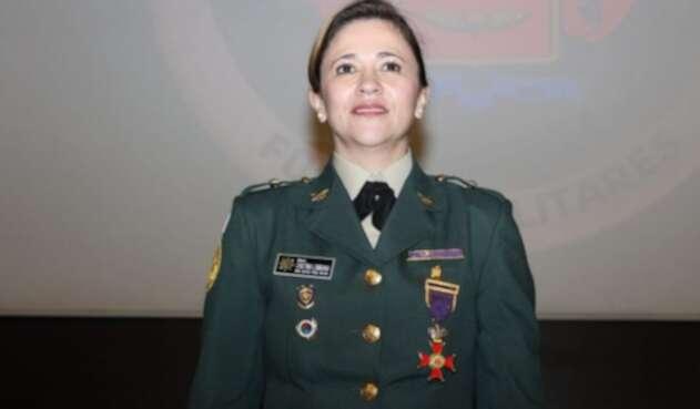 Magistrada Cristina Lombana.