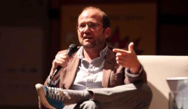 El columnista Daniel Samper Ospina.