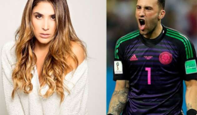 David y Daniela Ospina