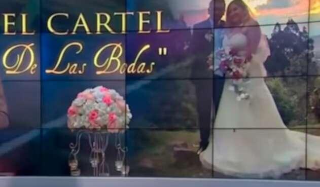 El cartel de las bodas, de Cuatro Caminos