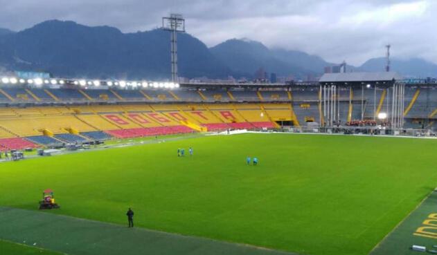 Estadio Nemesio Camacho El Campín