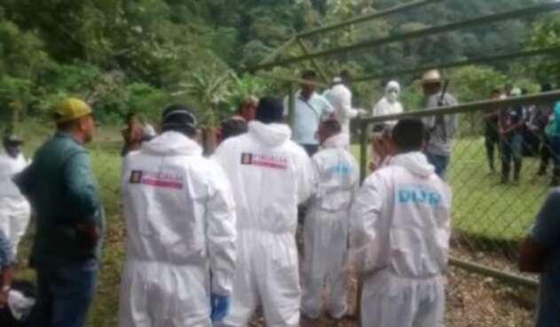 Autoridades del Valle analizarán explosión en Dagua (Valle) que dejó nueve personas muertas