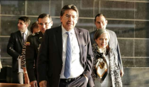 Fiscal general de la Nación, Néstor Humberto Martínez.