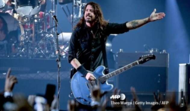 Concierto Foo Fighters en Bogotá