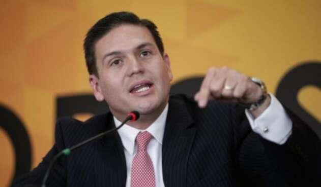 Exministro Juan Carlos Pinzón