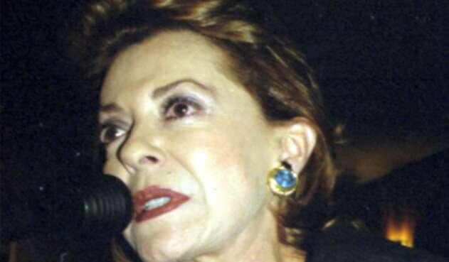 Gloria Zea, gestora cultural