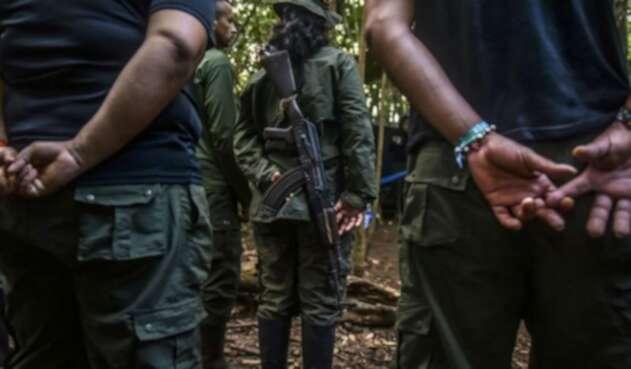 Los combates entre estos grupos han generado hostigamientos en límites entre Antioquia y Córdoba