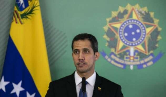 Presidente interino de Venezuela, Juan Guaidó