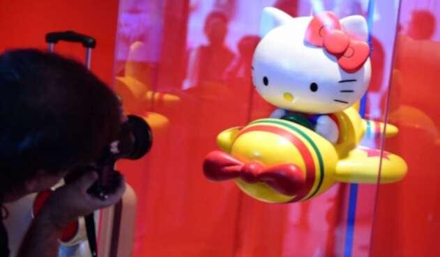 Hello Kitty se ha convertido en un fenómeno mundial