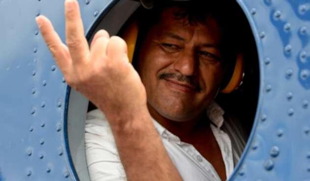 Henry Castellanos Garzón, antiguo comandante de las extintas Farc