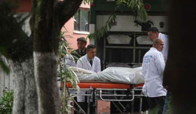 Homicidio en Bogotá