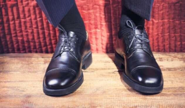 Lustrada de zapatos