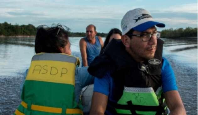 Javier Maldonado, biólogo de la Universidad Javeriana.
