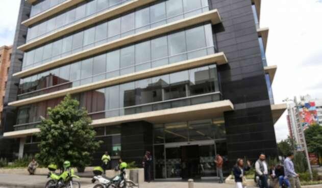 Sede de la JEP en Bogotá