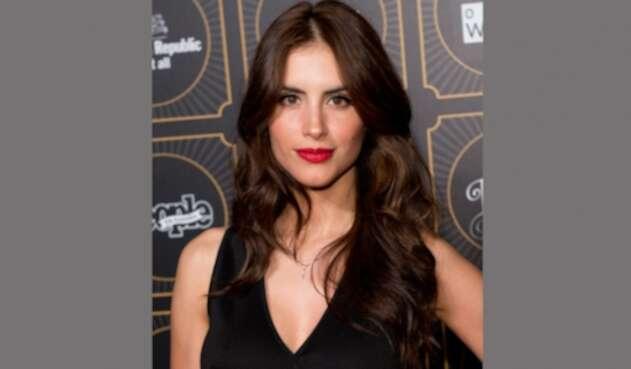 Jessica Cediel, modelo y presentadora