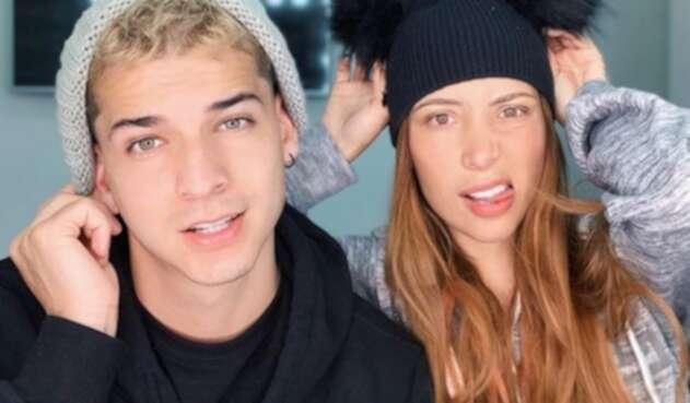 La youtuber conmemoró un mes de la muerte de su pareja sentimental a través de redes sociales.