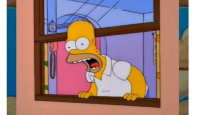 'Milhouse Challenge', evocando un capítulo de Los Simpson