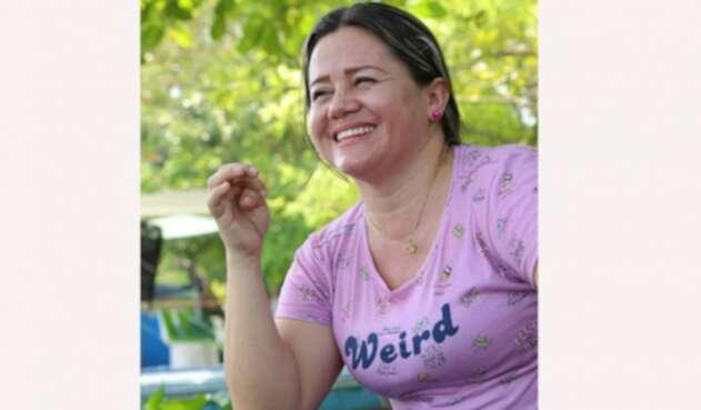 Ludirlena Pérez Carvajal, mujer Cafam 2019