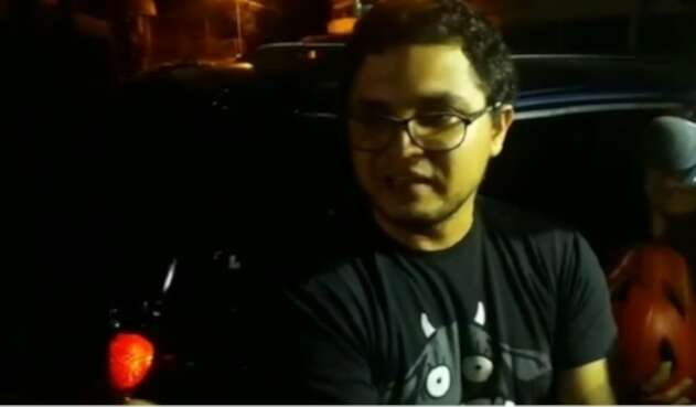 Periodista venezolano en libertad condicional
