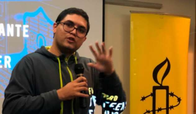 Luis Carlos Díaz, periodista venezolano