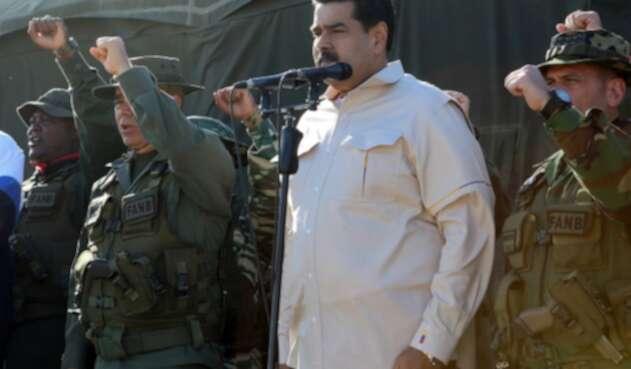 Nicolás Maduro, líder del régimen venezolano