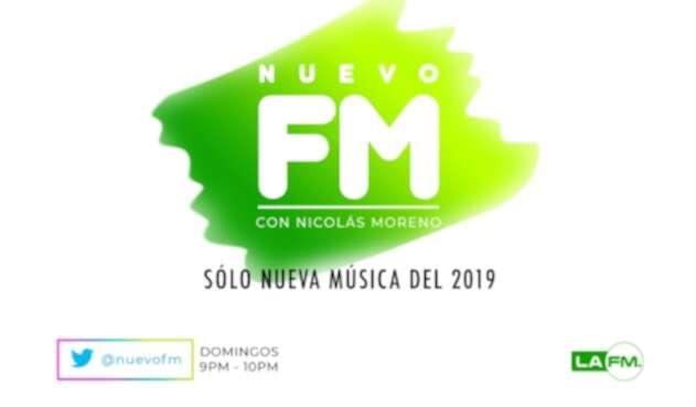 #NuevoFm – Playlist 238/ Domingo 17 de marzo 2019