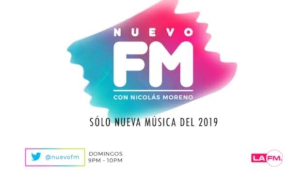 #NuevoFm – Playlist 236 / Domingo 03 de marzo 2019
