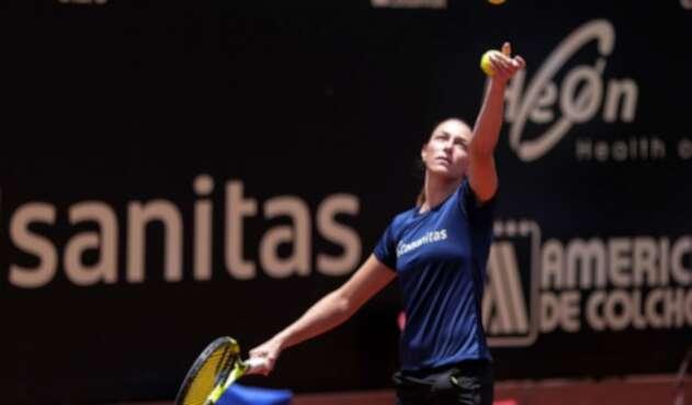 Mariana Duque, tenista colombiana