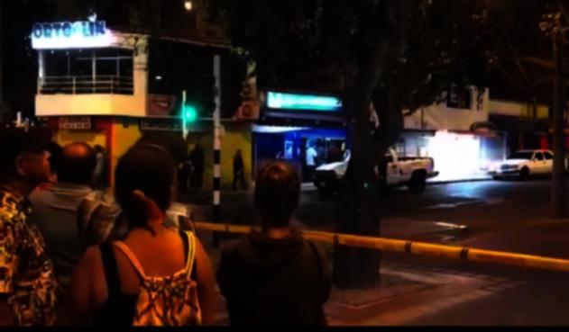 Asesinan  a dos hombres en el barrio Santa Lucia