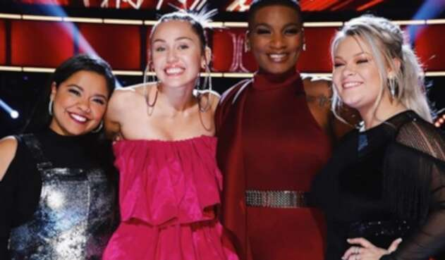 La cantante manifestó su tristeza por la muerte de su amiga Janice Freeman