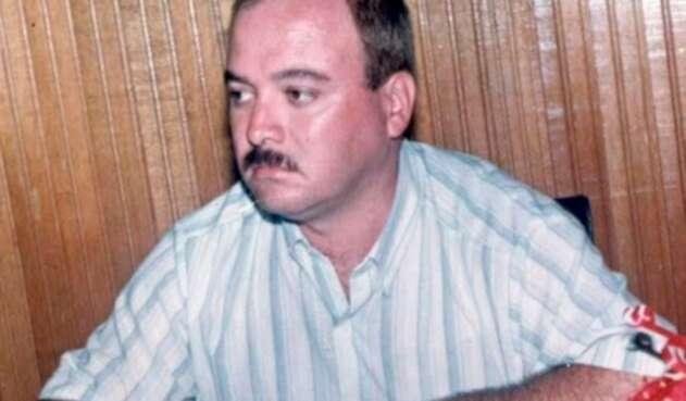 Nelson Carvajal Carvajal, periodista asesinado
