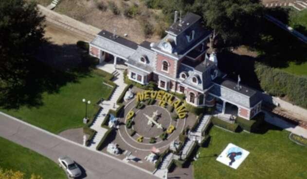 Rancho Neverland de Michael Jackson