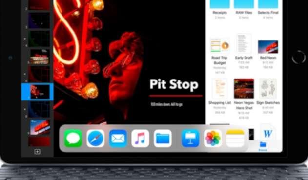 Nuevo iPad Air de Apple